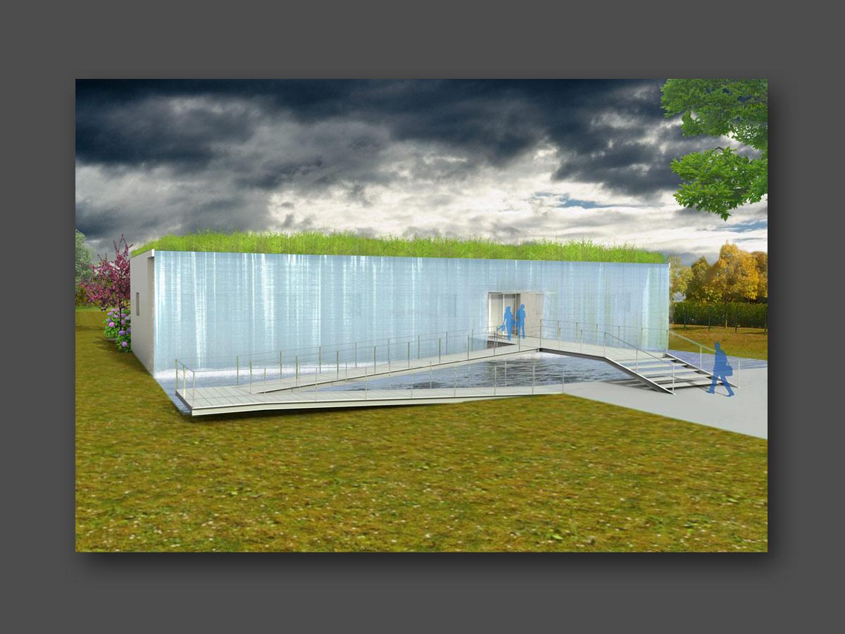 3D rendu coucours Dax - B.SAILLOL architecture