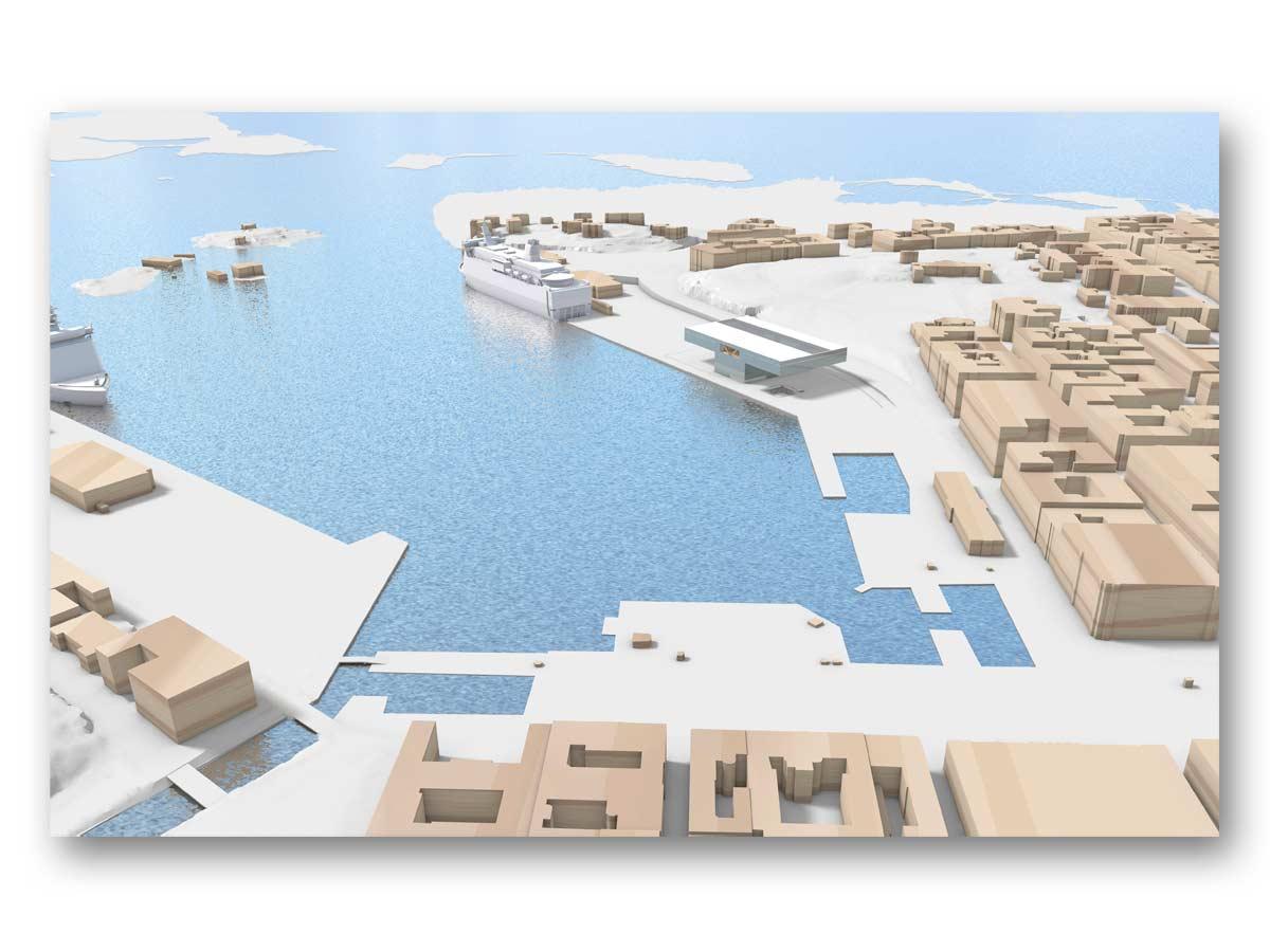 fasmdesign.com - rendu concours Guggenheim - B.SAILLOL architecture