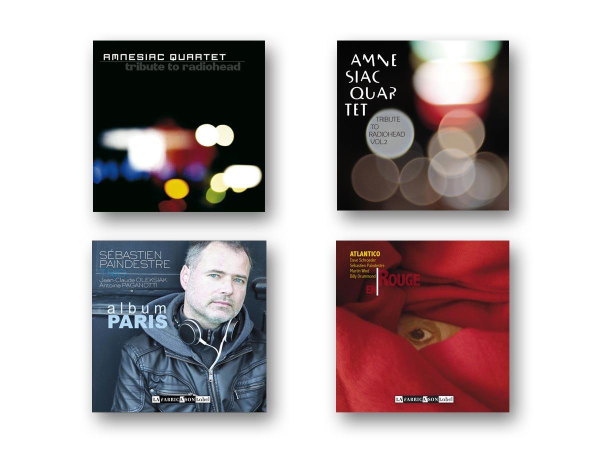 fasmdesign.com - CD musique