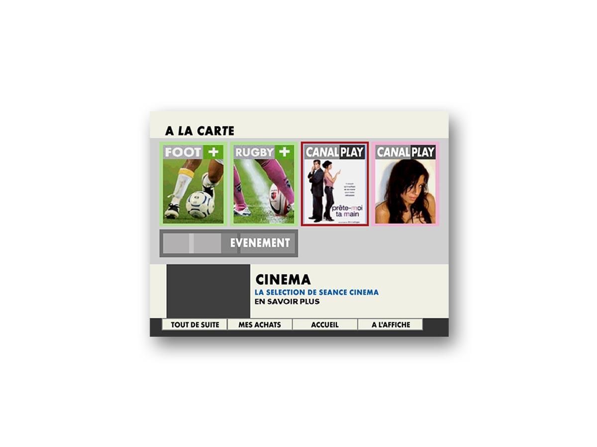 fasmdesign.com - ergonomie cine+/CANALPLAY G1