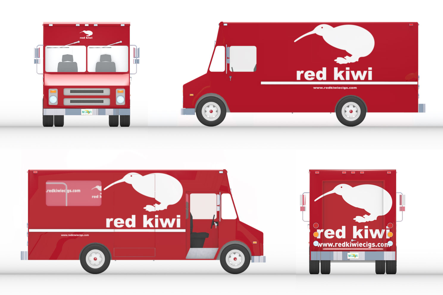 Fasm Design - Red Kiwi Merchandising
