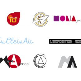 Identité visuelle - logos - fasmdesign.com
